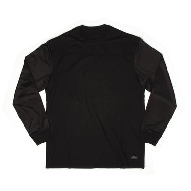 MHI Long Sleeve T-Shirt Black - Concrete