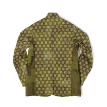 Load image into Gallery viewer, maharishi Mimic Sashiko M65 Jacket Olive - Concrete