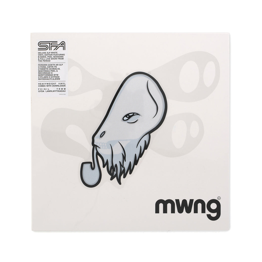 Super Furry Animals - Mwng - Ltd - 3-LP - Concrete