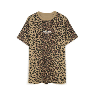 maharishi | Camo T-Shirt Natural - Concrete