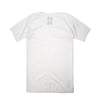 maharishi Raw Cross Long T-Shirt Optic White - Concrete
