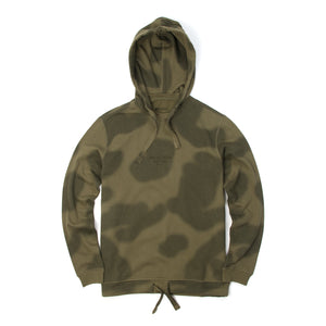 maharishi | Niseko Camo Hooded Sweat Woodland - Concrete