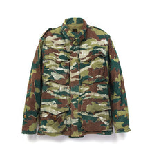 Load image into Gallery viewer, maharishi Kongo Smock Jacket Camo