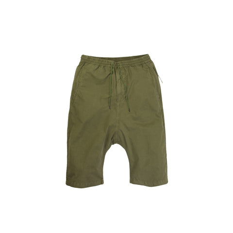 maharishi Summer Long Shorts Maha Olive