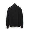 Maharishi Web Fly F65 Sweat Jacket Black