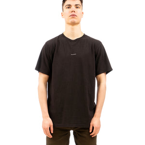 maharishi | 7006 Hemp T-shirt HOCJ 200 Black - Concrete
