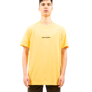 maharishi | 9161 Organic T-Shirt Yellow
