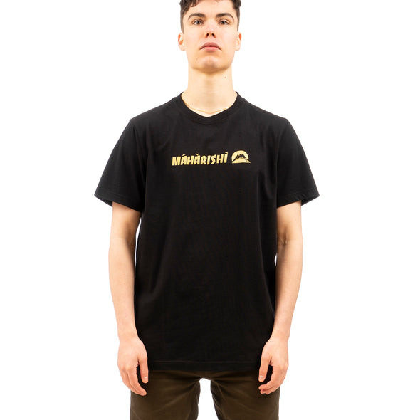 maharishi | 9406 Maha Gold Tailor T-Shirt Black - Concrete