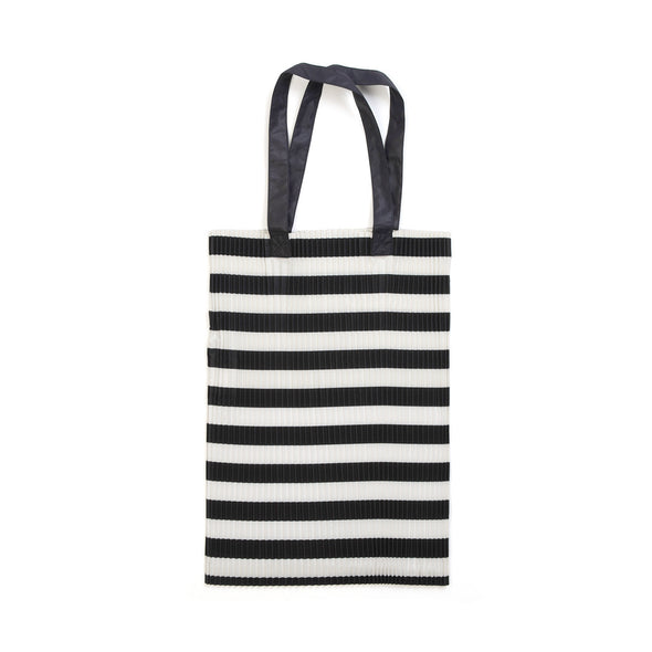 Marios Pleated Tote Bag Blue