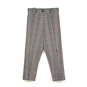 Marios Aesthete Trousers Black / Orange Floud