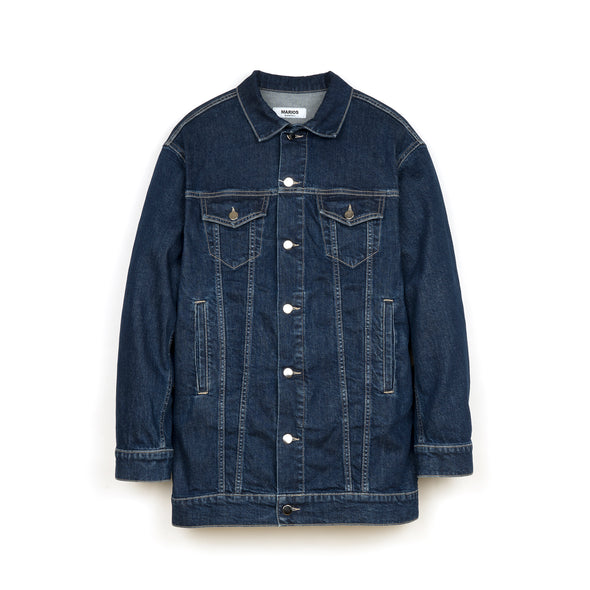 Marios Anarchy Jacket Denim Raw