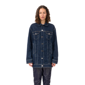 Marios Anarchy Jacket Denim Raw - Concrete