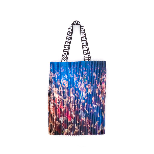 Marios Arm Bag Techno Placed Print Tenax