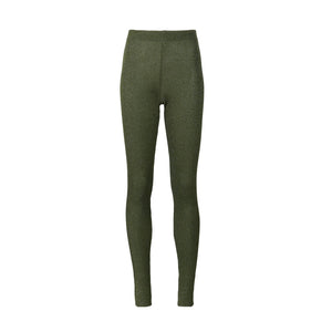 Marios W Leggings Green - Concrete