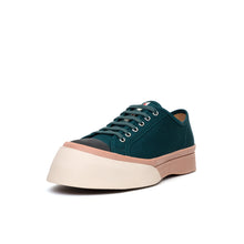 Load image into Gallery viewer, Marni | 'Canvas' Sneakers Cypress - SNZU002002 - Concrete