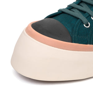 Marni | 'Canvas' Sneakers Cypress - SNZU002002 - Concrete