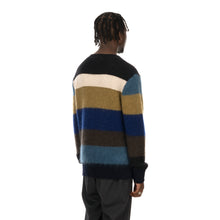 將圖像加載到畫廊查看器中Marni | Roundneck Sweater Multi Stripe - Concrete