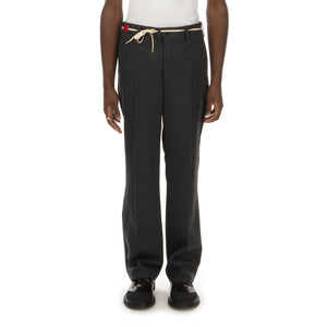 Marni | Trousers Dark Grey