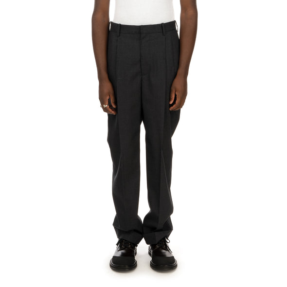 Marni | Trousers Anthracite Grey - Concrete