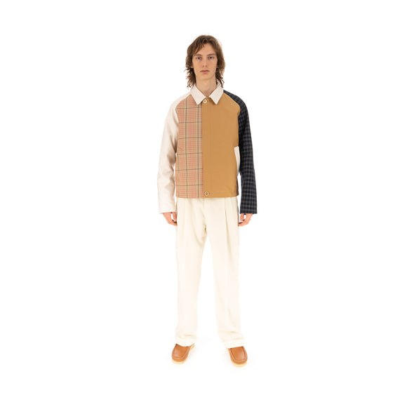 Marni Jacket Beige / Mixed Colors