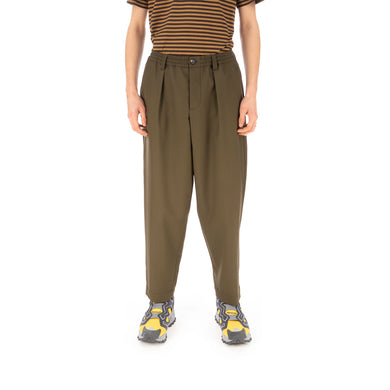 Marni | Pants Dark Olive