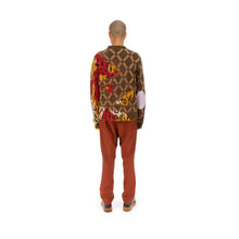 Load image into Gallery viewer, Marni Roundneck Sweater Brown / Red - GCMG0085QX