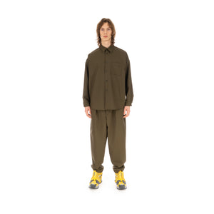 Marni Shirt Dark Olive