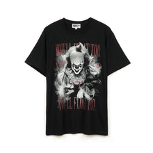 Load image into Gallery viewer, Medicom Toy | MLE 'IT Pennywise 2' T-Shirt Black - Concrete