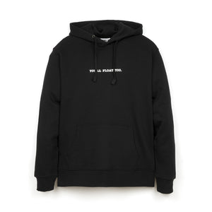 Medicom Toy | MLE 'IT' Pullover Hoodie Black - Concrete