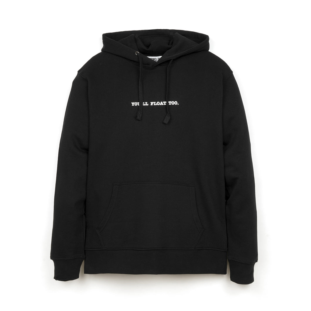 Medicom Toy | MLE 'IT' Pullover Hoodie Black