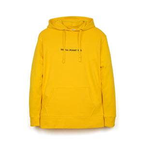 Medicom Toy | MLE 'IT' Pullover Hoodie Yellow - Concrete