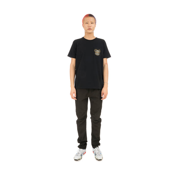 BE@RBRICK | x Lewis Leathers BE@R Tee Black