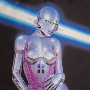 Medicom Toy | x Sorayama 'Sexy Robot' Document Case by PORTER Multi
