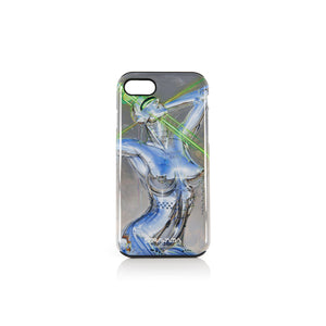 Medicom Toy | x Sorayama 'Sexy Robot' iPhone 7/8 Case Design 3 Green - Concrete