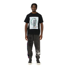 Load image into Gallery viewer, Medicom Toy | x Krink 'Photo 02' T-Shirt Black - Concrete