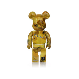 Medicom Toy | Be@rbrick 400% & 100% set x Van Gogh Museum Sunflowers