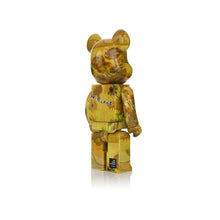 將圖像加載到畫廊查看器中Medicom Toy | Be@rbrick 400% & 100% set x Van Gogh Museum Sunflowers