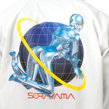 Afbeelding in Gallery-weergave laden, Medicom Toy | x Sorayama 'Sexy Robot 01' Coach Jacket White