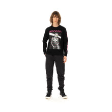 Load image into Gallery viewer, Medicom Toy | x Sorayama 'Sexy Robot 01' L/S T-Shirt Black - Concrete