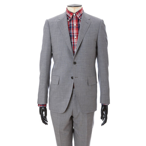 Mr. Bathing Ape Solid Classic American 2pcs Suit Grey - Concrete