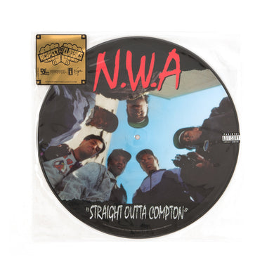 N.W.A. - Straight Outta Compton -Ltd- LP - Concrete
