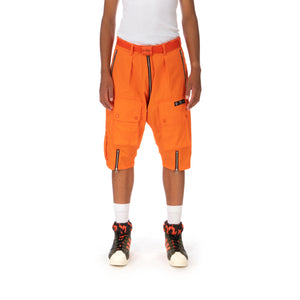 NEIGHBORHOOD | Airborne Short Pants / EC-ST Orange - Concrete
