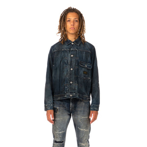 NEIGHBORHOOD | Savage . Stockman Type-A / C-JKT Indigo