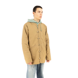 NEIGHBORHOOD DUAL / EC-JKT Woven Jacket Beige