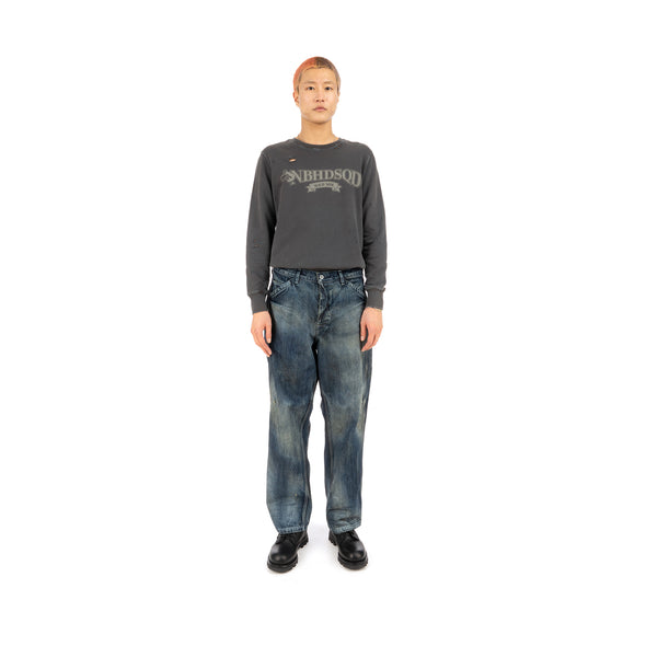 NEIGHBORHOOD | Savage. Utility / C-PT Pants Indigo