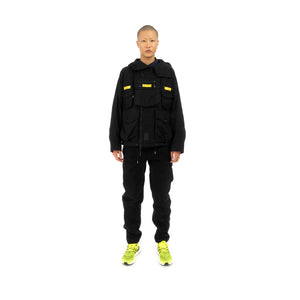 NEIGHBORHOOD TACTICAL SMOCK / CN-JKT Woven Jacket Black