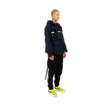 Load image into Gallery viewer, NEIGHBORHOOD TACTICAL SMOCK / CN-JKT Woven Jacket Navy