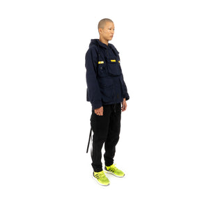 NEIGHBORHOOD TACTICAL SMOCK / CN-JKT Woven Jacket Navy