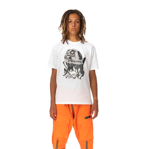 NEIGHBORHOOD | x Jun Inagawa NHJI-2 / C-Tee White