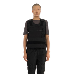 NEMEN® | Crash Vest Ink Black - Concrete